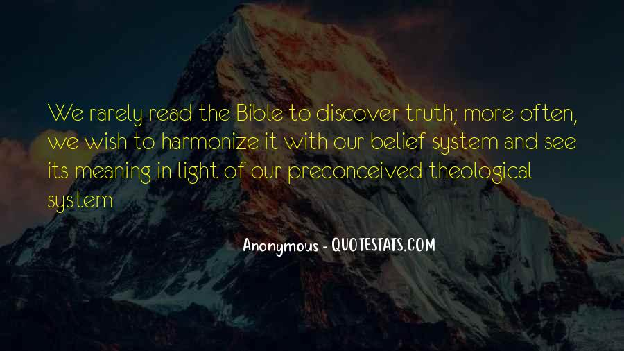Quotes About Light In The Bible #448882
