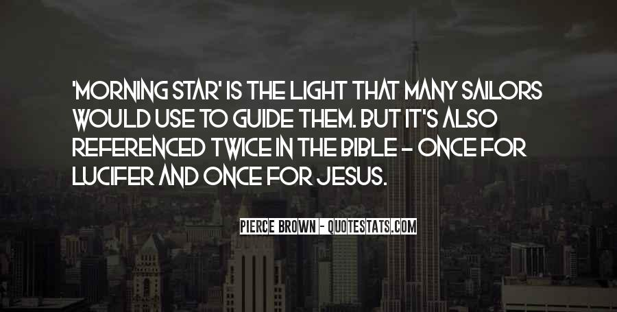 Quotes About Light In The Bible #857825
