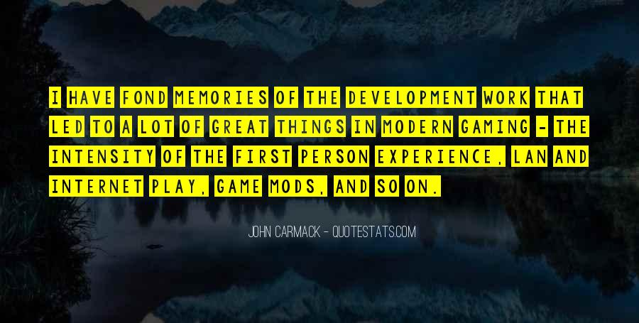 Quotes About Game Development #1062151