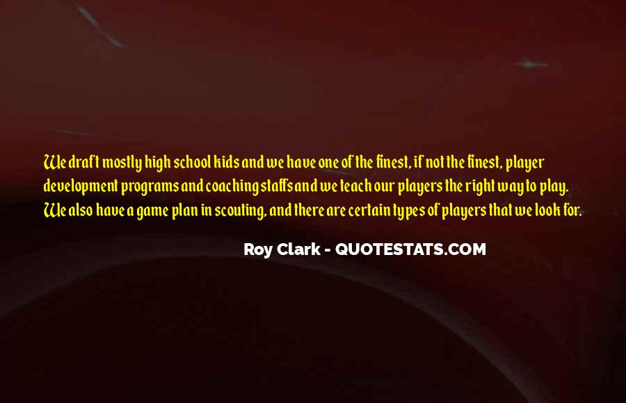 Quotes About Game Development #294915