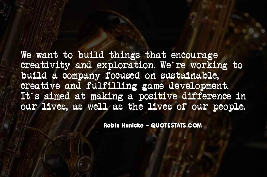 Quotes About Game Development #948196