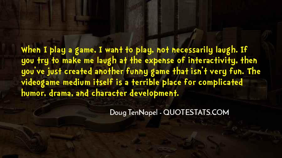 Quotes About Game Development #955475