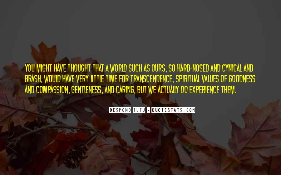 Quotes About Actually Caring #1593392