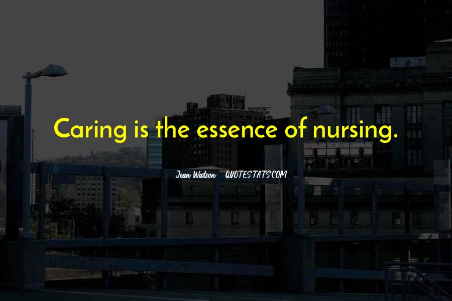Quotes About Actually Caring #21566