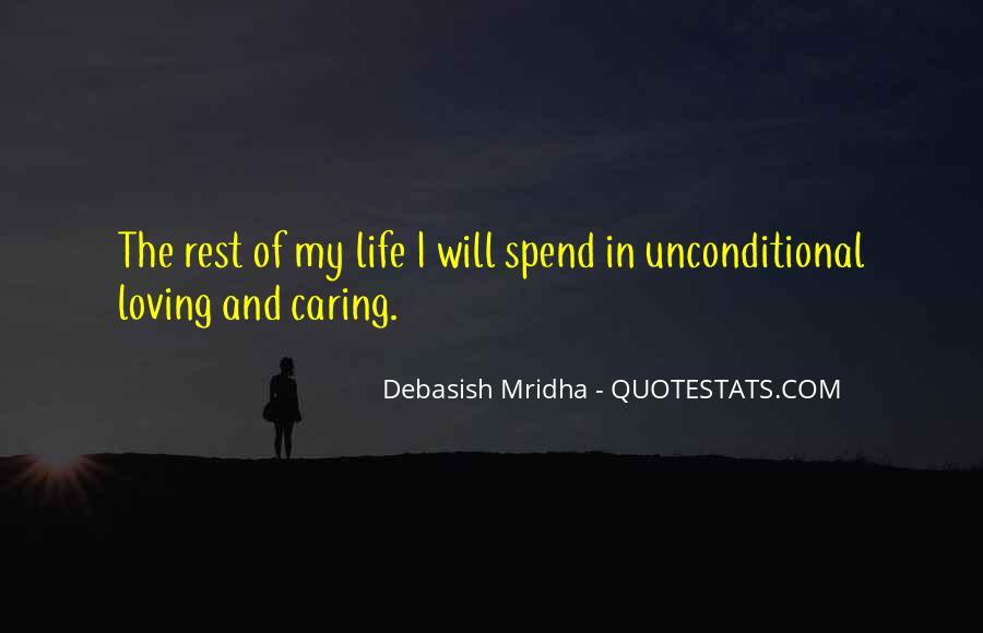 Quotes About Actually Caring #60132