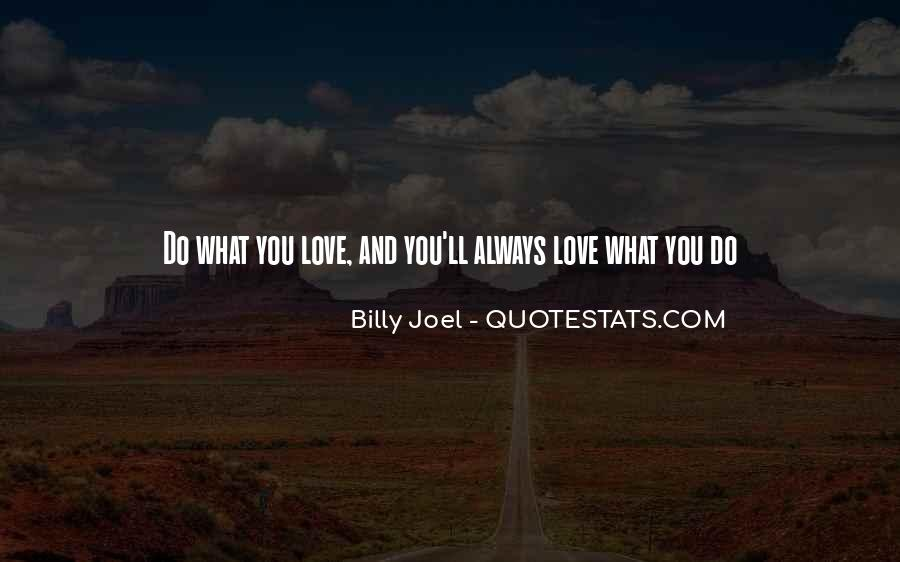 Quotes About Billy #22594