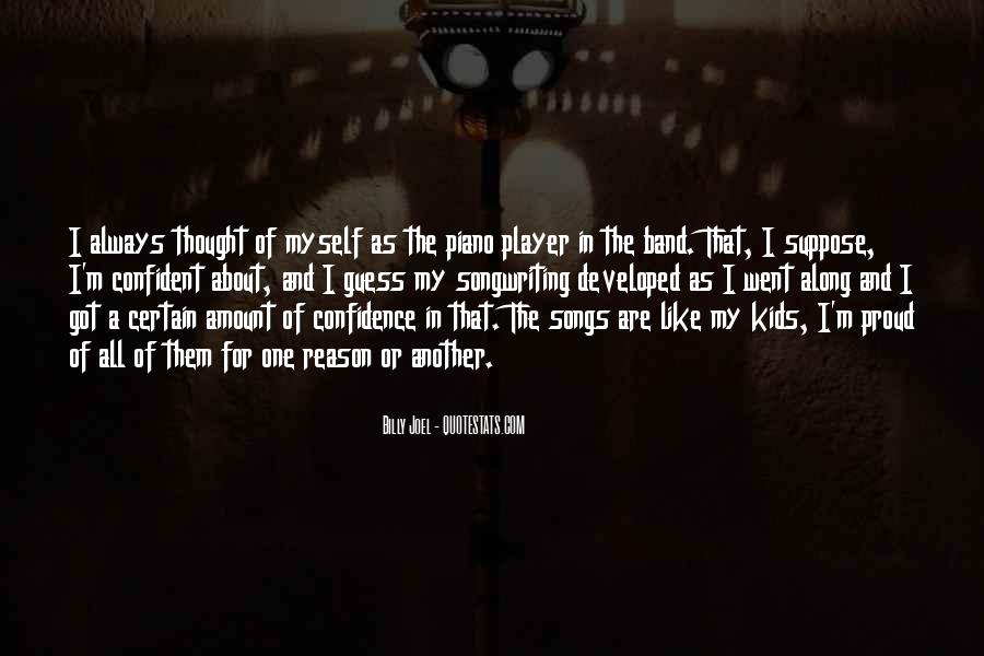 Quotes About Billy #43446