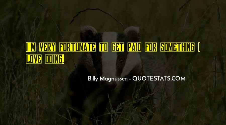 Quotes About Billy #4641