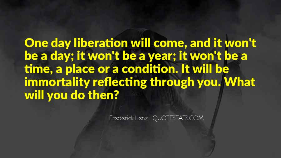Quotes About Liberation Day #947607