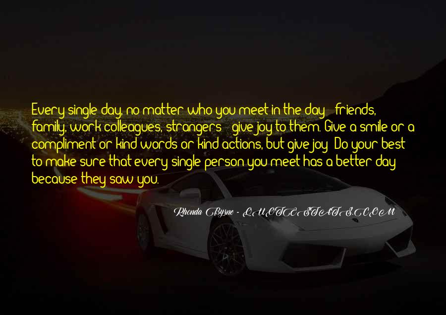 Quotes About Friends That Matter #112292