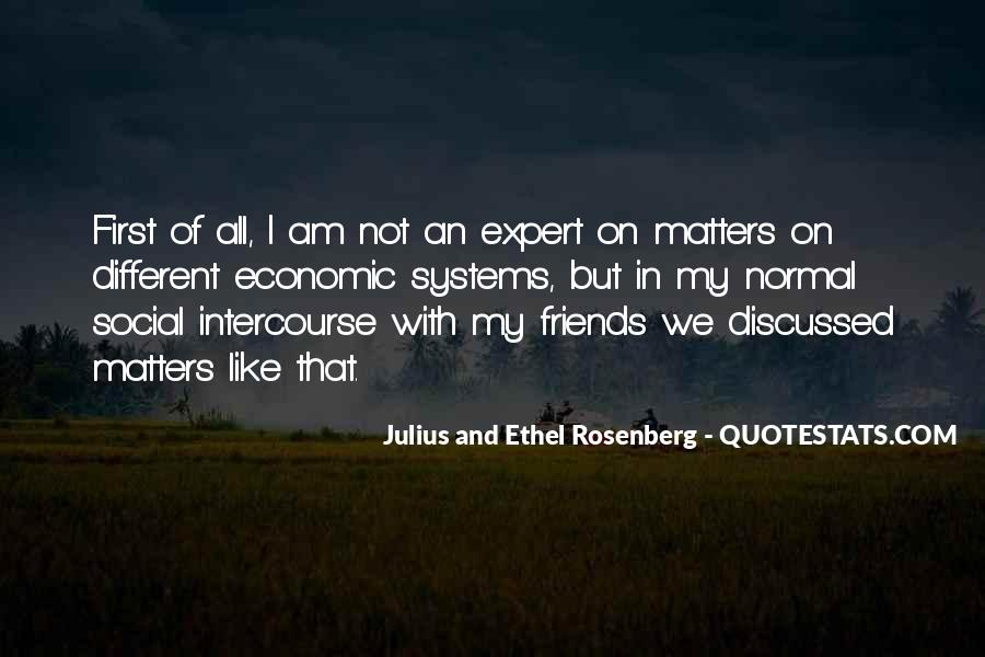 Quotes About Friends That Matter #883815