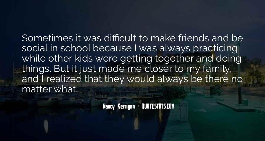 Quotes About Friends That Matter #971015