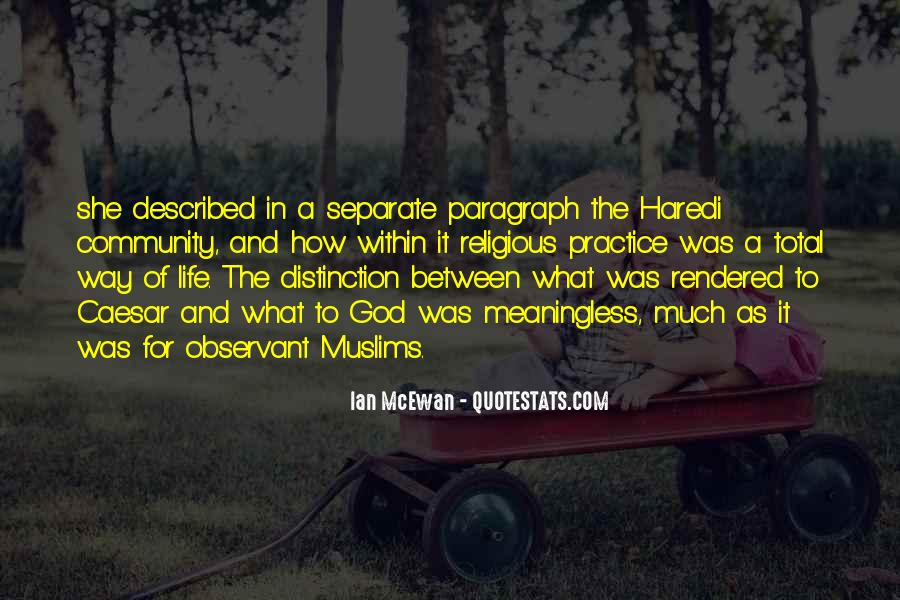 Quotes About Life Paragraph #569231