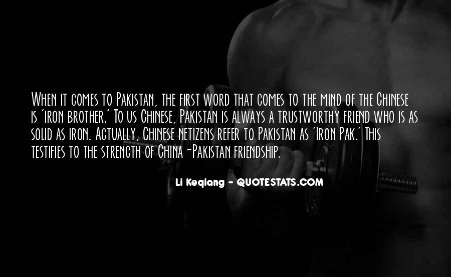 Quotes About Pak #1833779