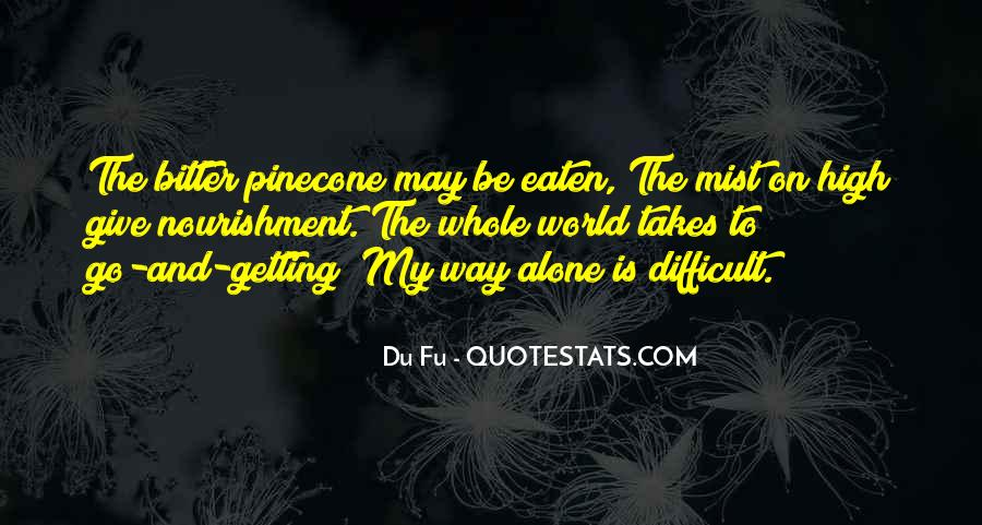 Quotes About Pinecone #40061