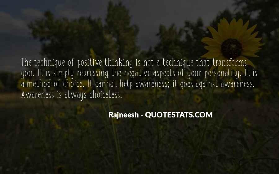 Quotes About Aspects Of Personality #1822439