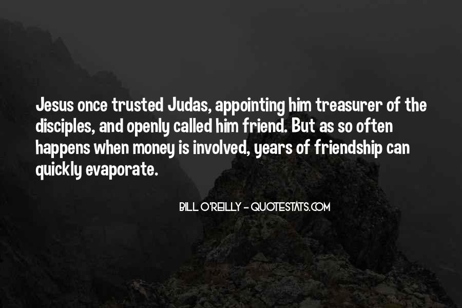 Quotes About Money Vs Friendship #867496