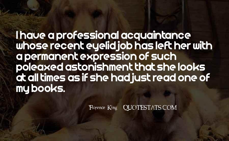 Quotes About Astonishment #114383