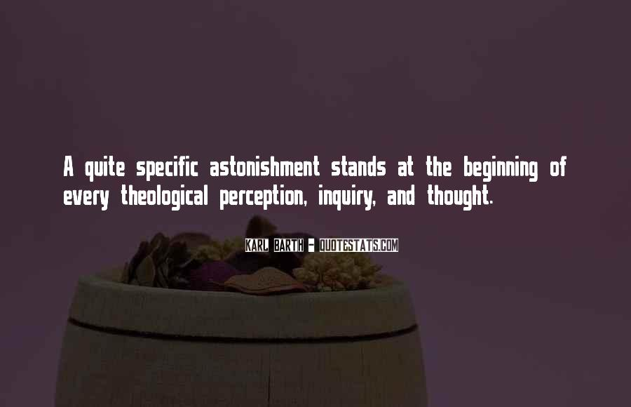 Quotes About Astonishment #129479