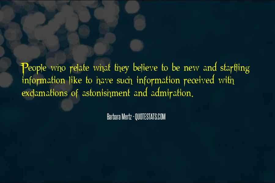 Quotes About Astonishment #141216