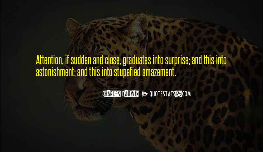 Quotes About Astonishment #158252