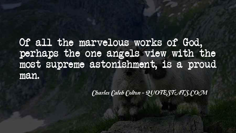 Quotes About Astonishment #24431