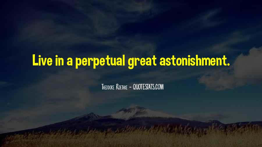 Quotes About Astonishment #521232
