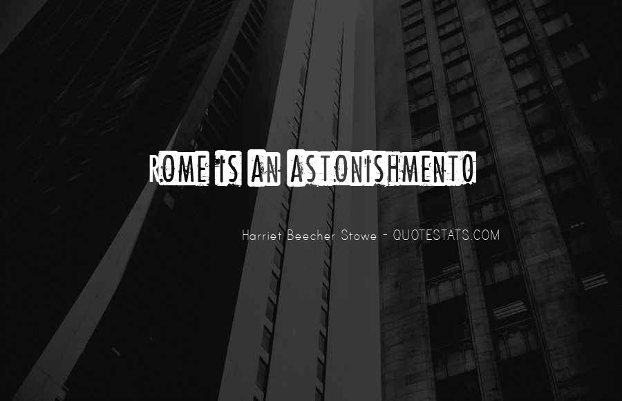 Quotes About Astonishment #633795