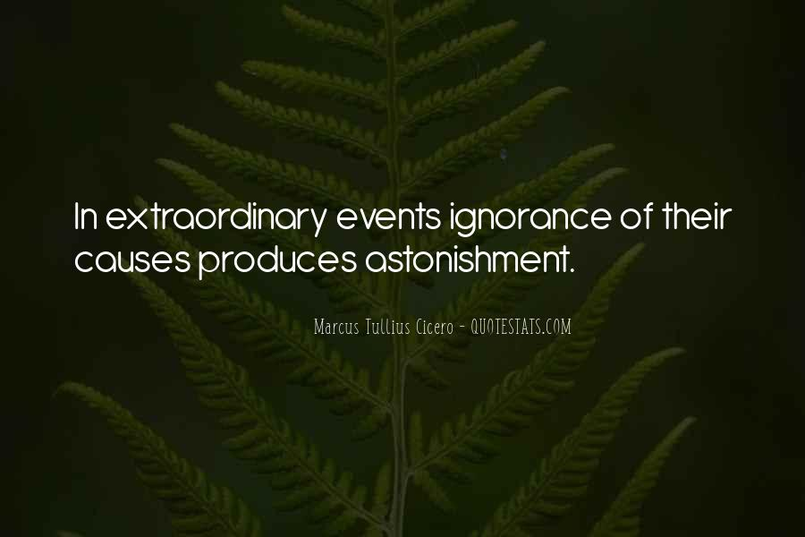 Quotes About Astonishment #785149