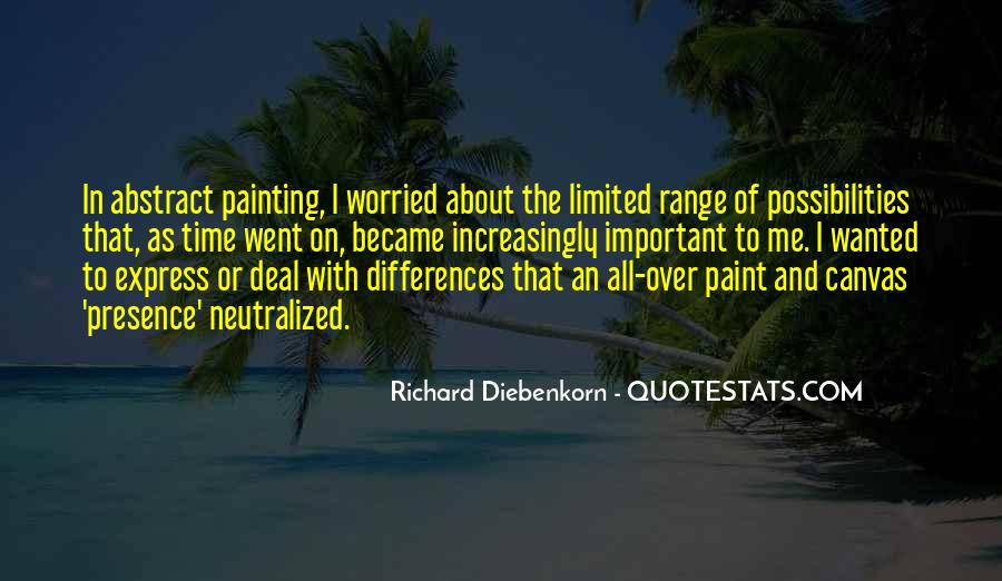 Top 34 Quotes About Painting On Canvas Famous Sayings