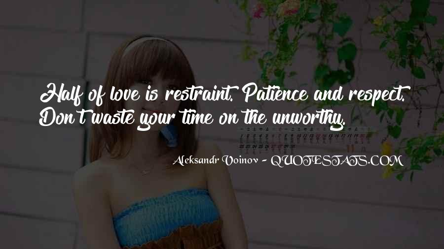 Quotes About Waste Of Time #132178