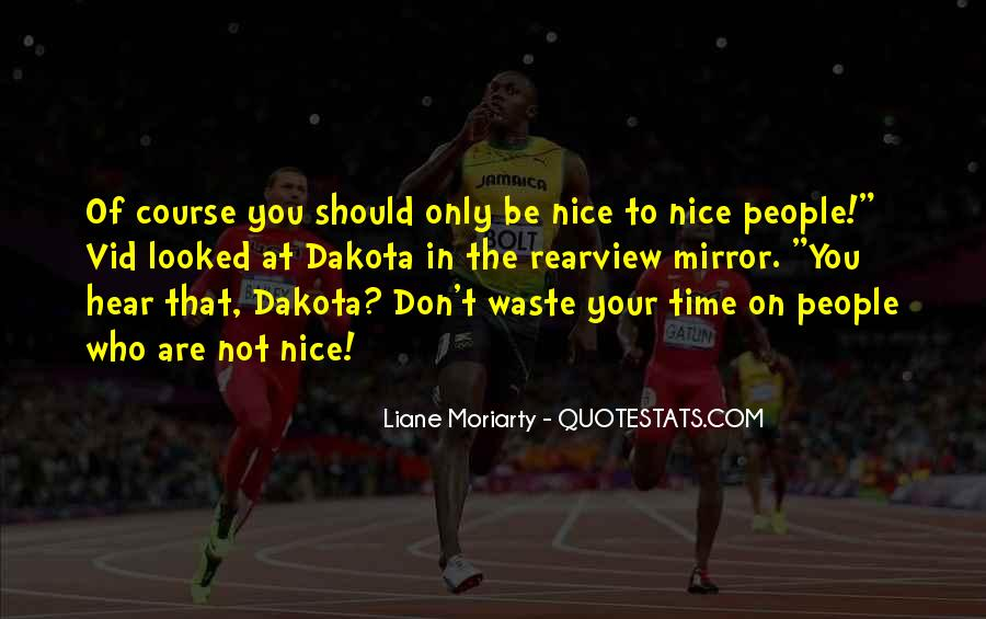Quotes About Waste Of Time #146143