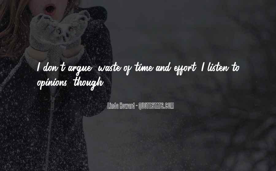 Quotes About Waste Of Time #185936