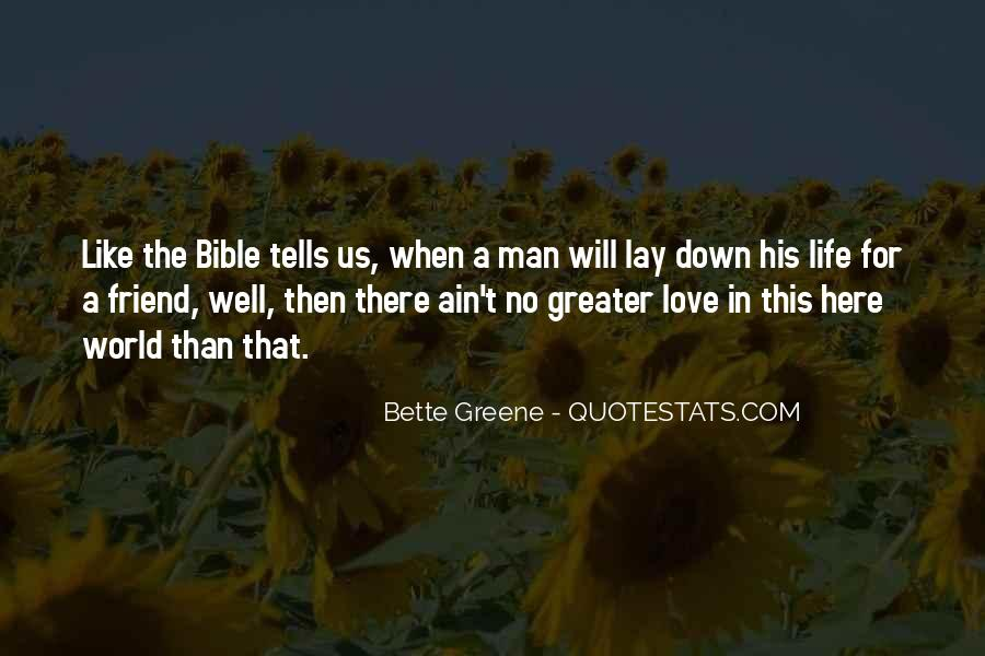 Quotes About Life And Love From The Bible #1635775