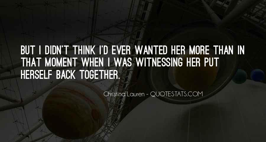 Quotes About It Never Being Too Late #911527