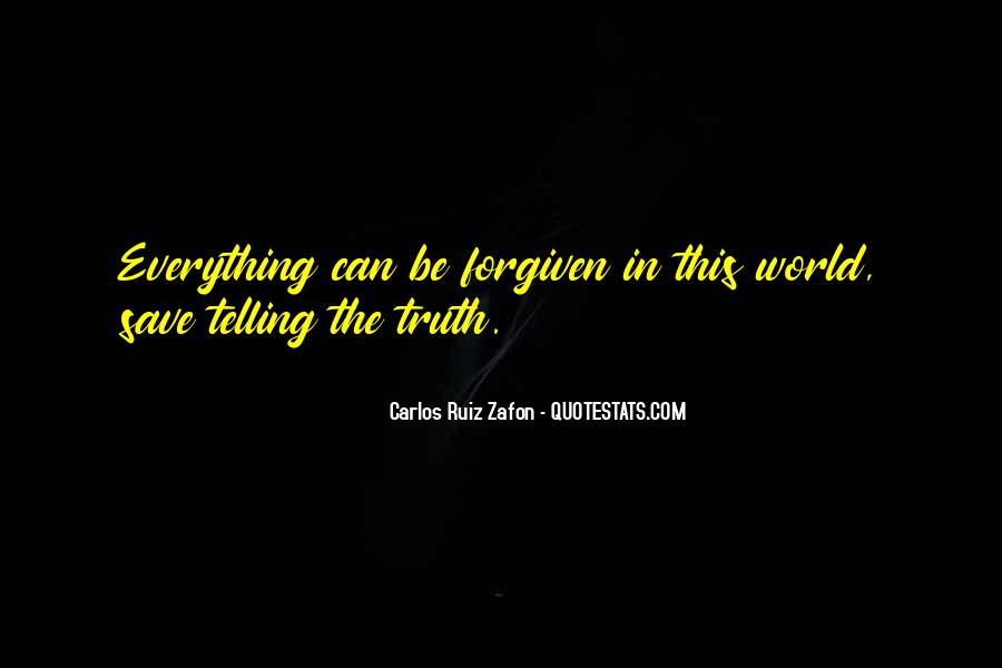 Quotes About Not Telling Everything #215260