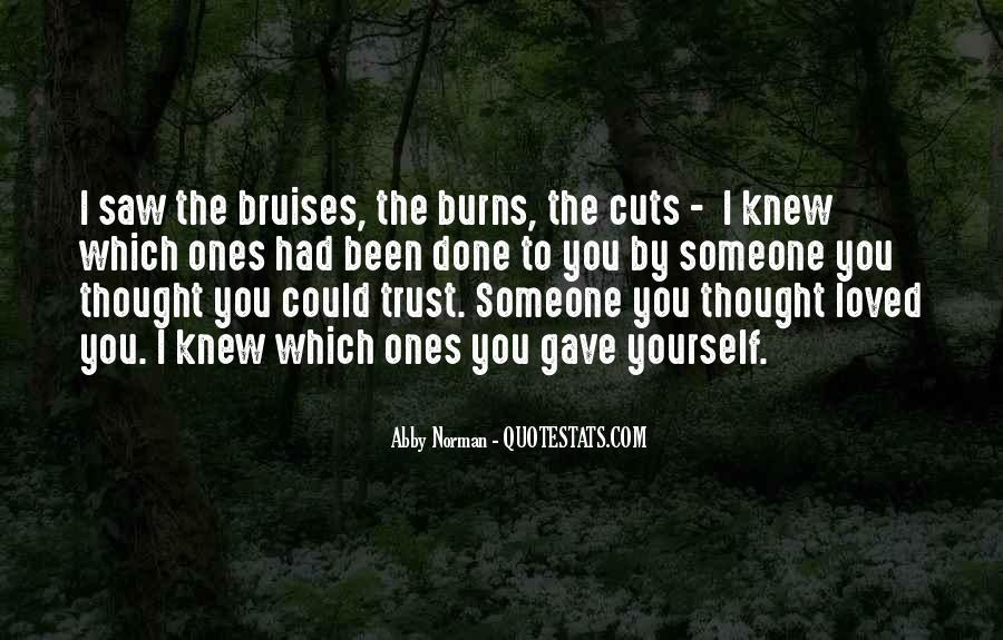 Quotes About Abusers #1440879