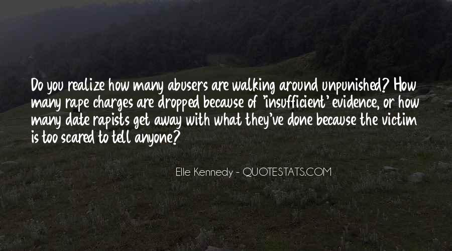 Quotes About Abusers #1447