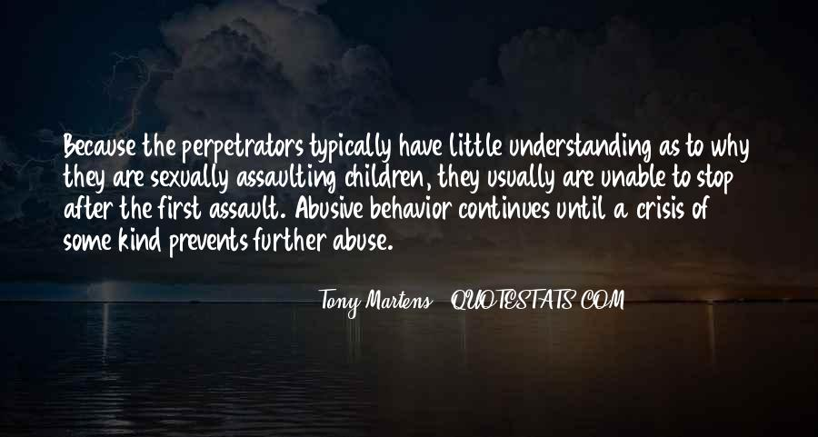 Quotes About Abusers #1558653