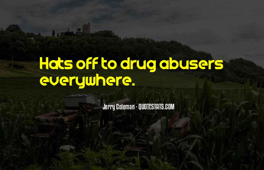 Quotes About Abusers #193322
