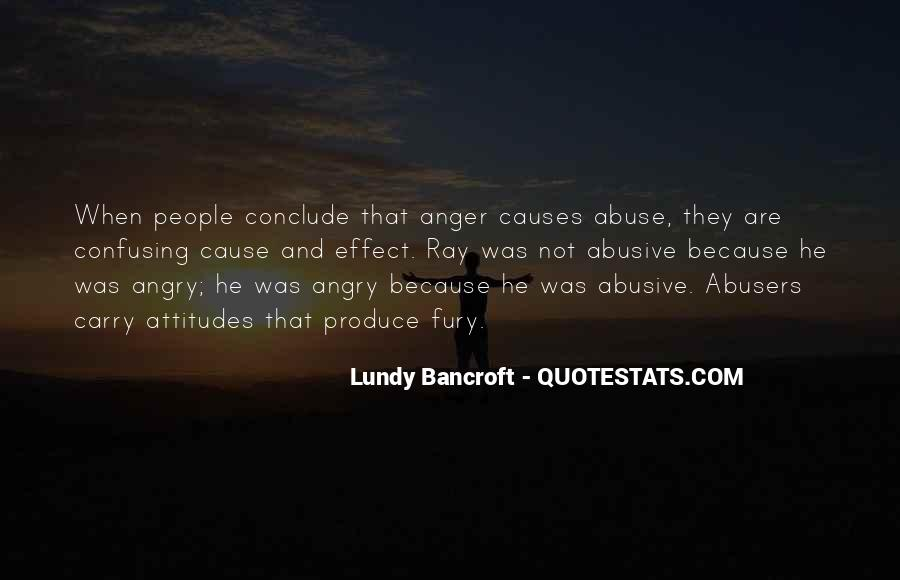 Quotes About Abusers #328395