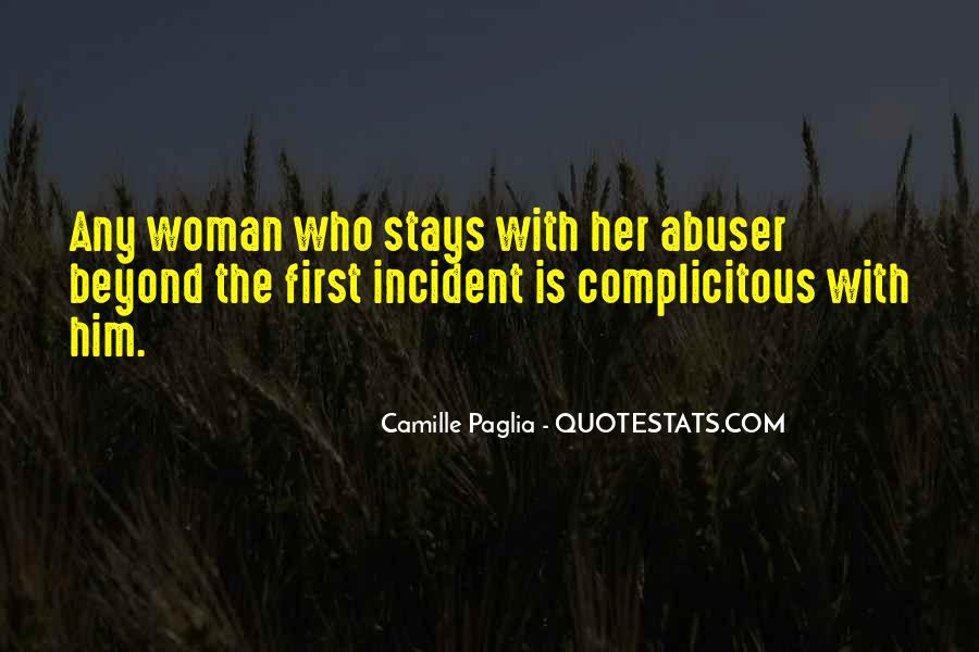 Quotes About Abusers #519706