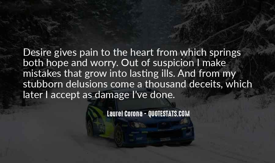 Quotes About Pain Not Lasting #1571348