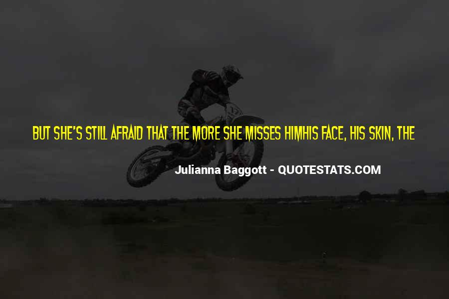 Quotes About Afraid To Lose #491394