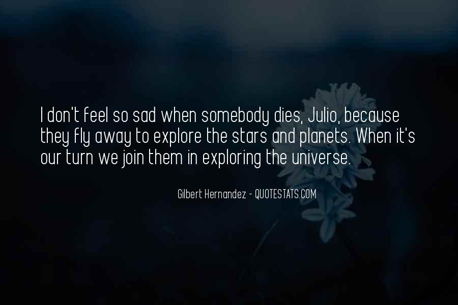 Quotes About Dying Stars #1015286