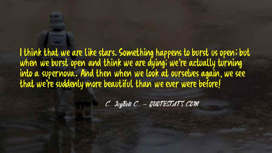 Quotes About Dying Stars #1075751