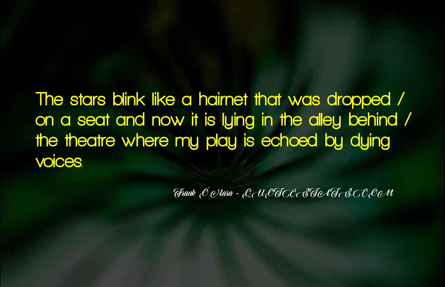 Quotes About Dying Stars #1123543