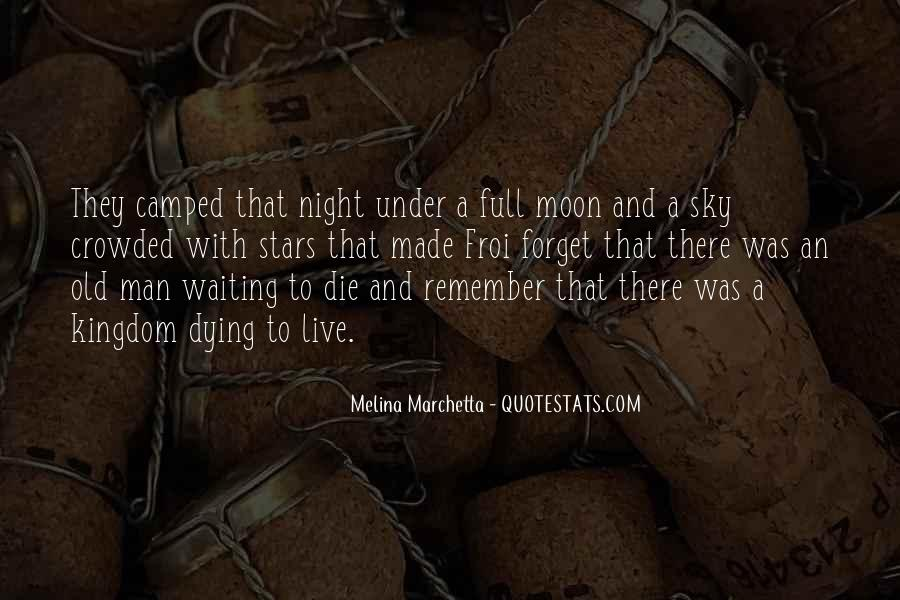Quotes About Dying Stars #1334468