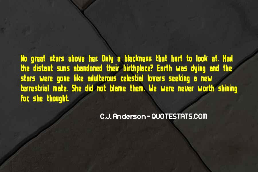 Quotes About Dying Stars #1511203