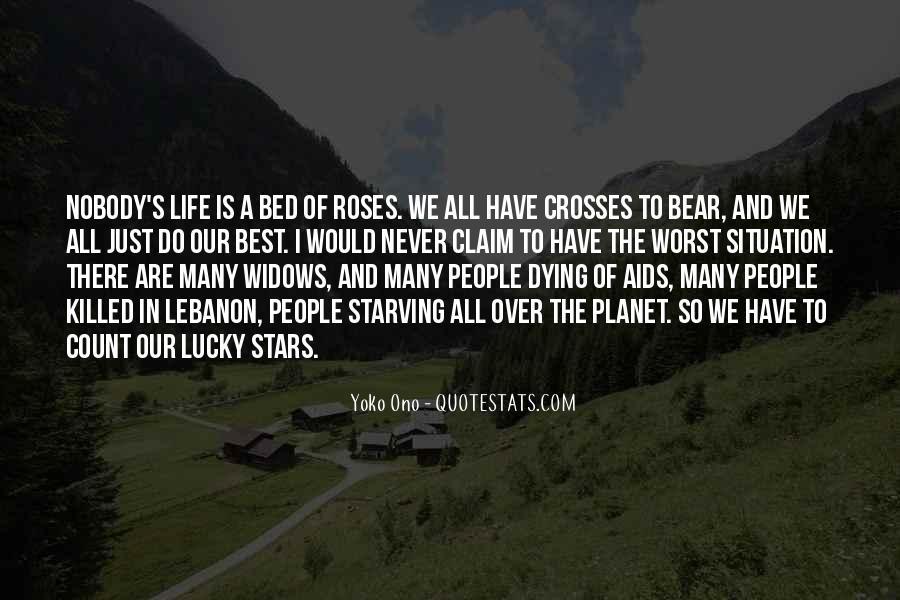 Quotes About Dying Stars #1622186